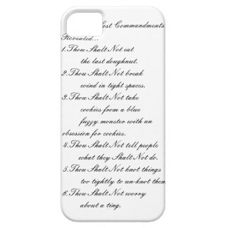 E-Inspired Texts iPhone 5 Case