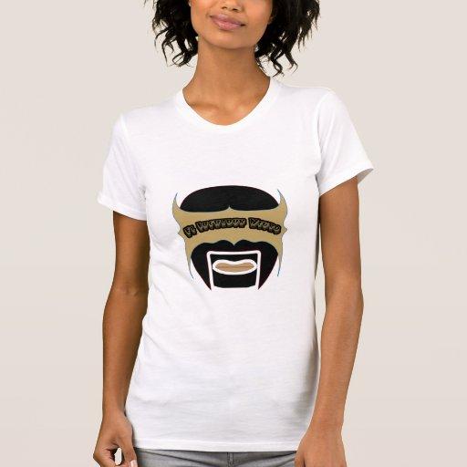 E.L.N. Ladies Micro-fiber Singlet Tshirts