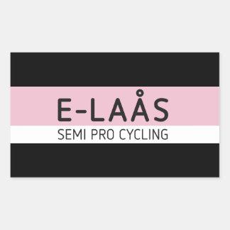 E-LAÅS Semi Pro Cycling Stickers