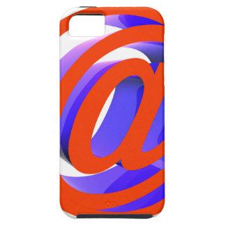 E-mail icon tough iPhone 5 case