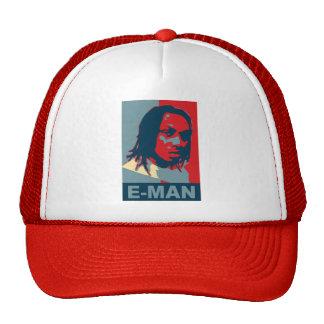 E-MAN FOR PRESIDENT LID HAT