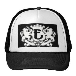 E-MAN LID BLACK CAP
