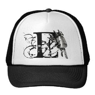 E-MAN MIC KING LID CAP