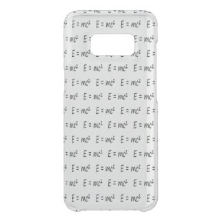 E=mc2 formula, physics relativity theory uncommon samsung galaxy s8 case