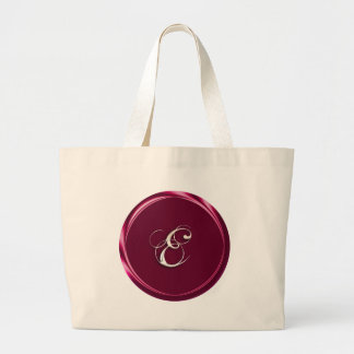 E-monogram Large Tote Bag