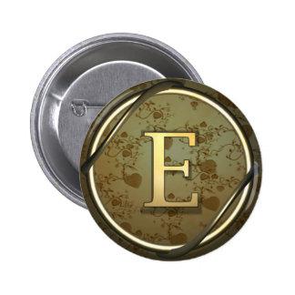 e_monogram pin