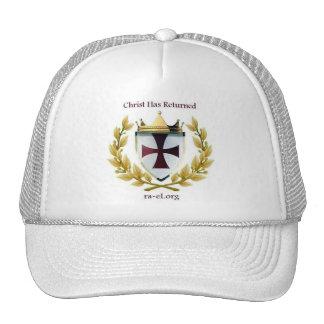E.O.C CREST (NEW) CAP WHITE