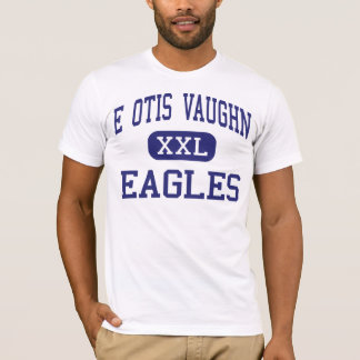 E Otis Vaughn Eagles Middle Reno Nevada T-Shirt