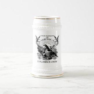 E Pluribus Unum Beer Stein