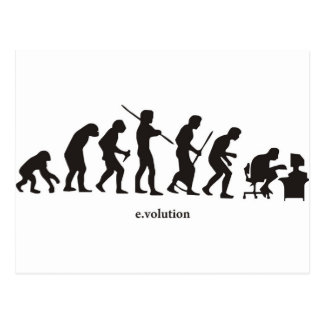 e.volution postcard