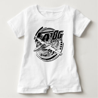 EA-18G Growler Baby Romper T-Shirt