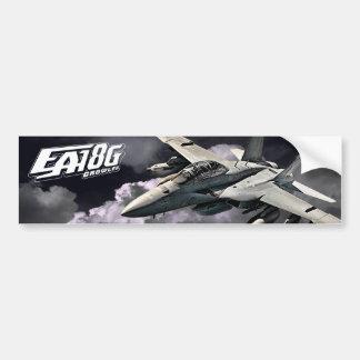EA-18G Growler Bumper Sticker Bumper Sticker