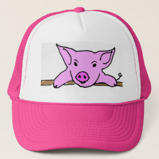 EA- Cute Pig Hat
