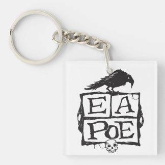 EA Poe Boxes Keychain