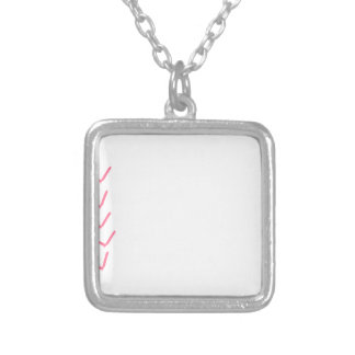 Each one of us is a brain, an athlete, a bas silver plated necklace