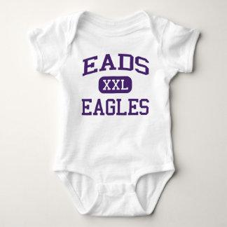 Eads - Eagles - Eads High School - Eads Colorado Baby Bodysuit