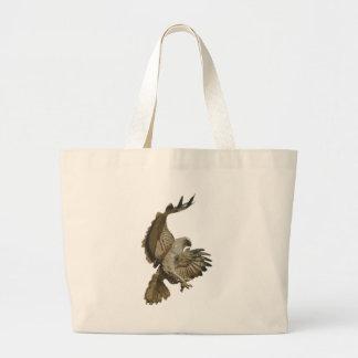 eagle #2 large tote bag