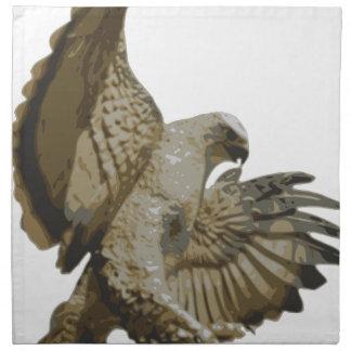 eagle #2 napkin