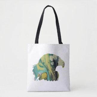 Eagle Art Tote Bag