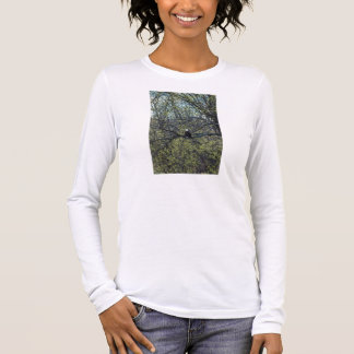 Eagle Awareness Long Sleeve T-Shirt