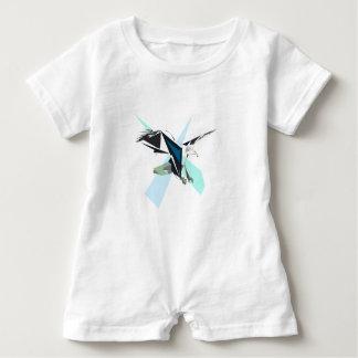 eagle baby bodysuit
