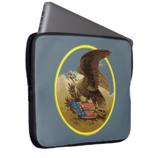 Eagle Badge Laptop Sleeve