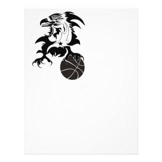 Eagle-Basketball-1-logo-2 21.5 Cm X 28 Cm Flyer