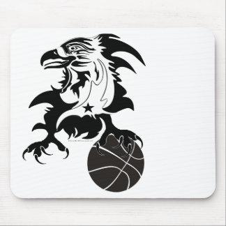 Eagle-Basketball-1-logo-2 Mousepad