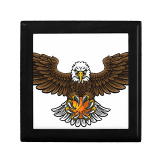Eagle Basketball Sports Mascot Gift Box