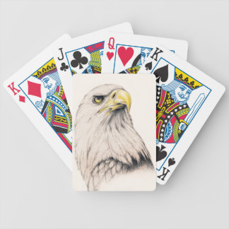 Eagle Bicycle Playing Cards