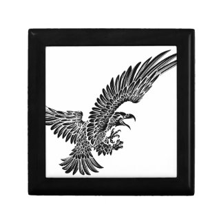Eagle Bird Swooping Gift Box