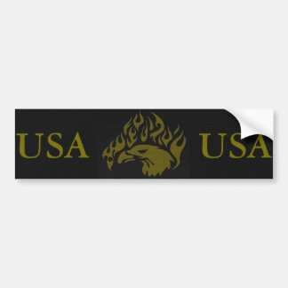 Eagle Bumper Sticker