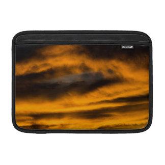 eagle burnout MacBook sleeve