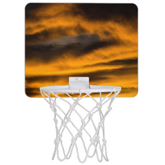 eagle burnout mini basketball hoop