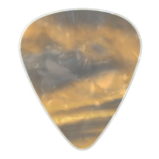 eagle burnout pearl celluloid guitar pick