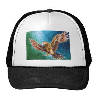 eagle design cap