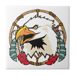 Eagle Dreamcatcher Tiles