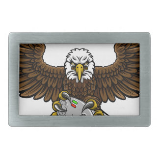 Eagle Esports Sports Gamer Mascot Belt Buckle