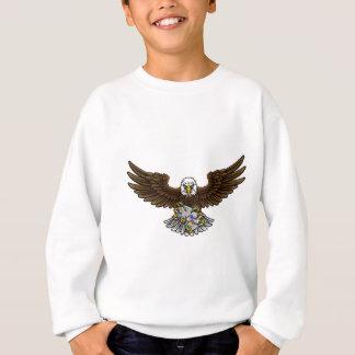 Eagle Esports Sports Gamer Mascot Sweatshirt