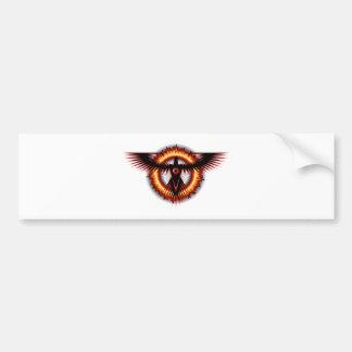 Eagle Eye Bumper Sticker
