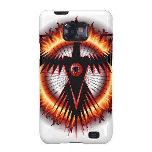 Eagle Eye Galaxy SII Cases