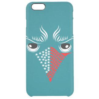 EAGLE  EYE CLEAR iPhone 6 PLUS CASE