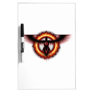 Eagle Eye Dry-Erase Whiteboards