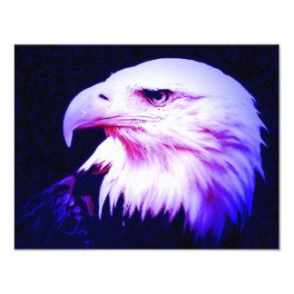 "Eagle Eye 4.25"" X 5.5"" Invitation Card"
