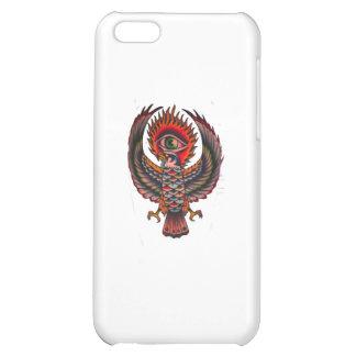 eagle eye iPhone 5C covers