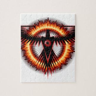 Eagle Eye Jigsaw Puzzle