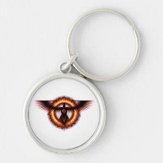 Eagle Eye Keychain