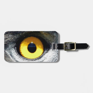 Eagle Eye Luggage Tags