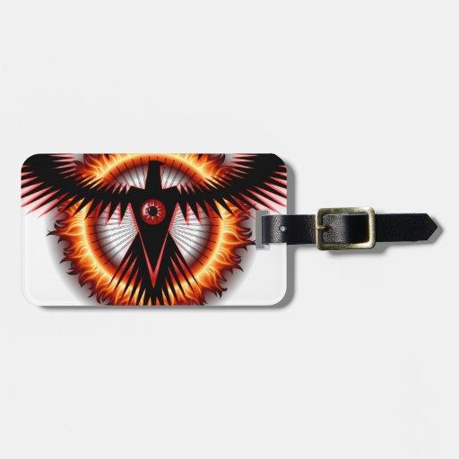 Eagle Eye Travel Bag Tag