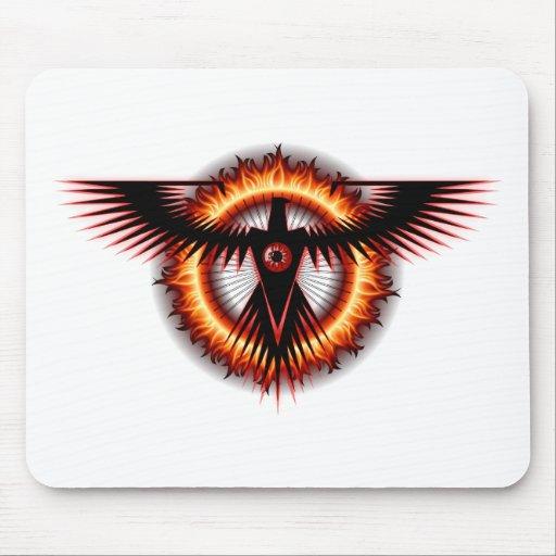 Eagle Eye Mouse Pad